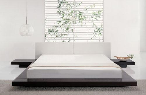 Trang trí phòng ngủ theo phong cách Nhật - Archi